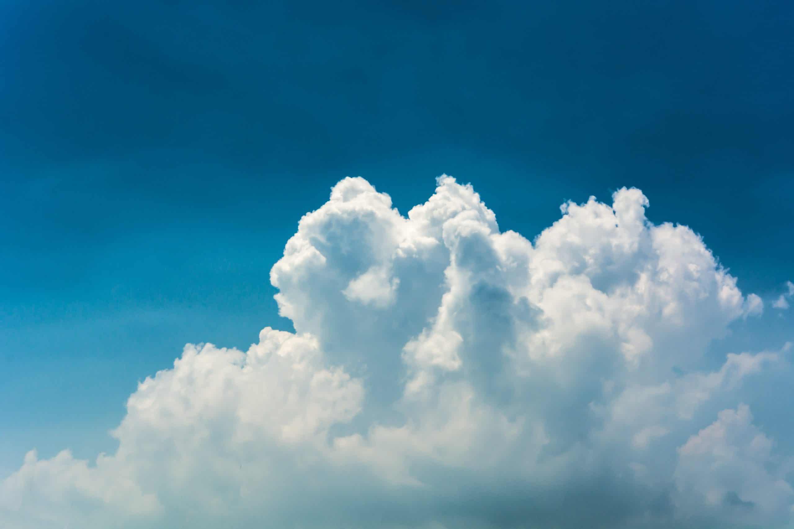 Digitalisierung der IT-Infrastuktur: Cloud computing